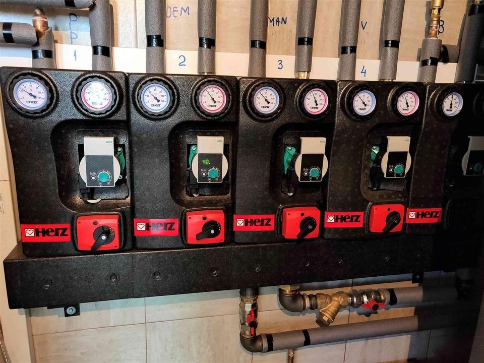 Instalator centrale/lemn/gaz/peleti/incalzire in pardoseala/panouri solare