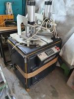 Utilaj automat de lipit profile pvc   la un simplu cap  0,3 mm  , ATLAS 1