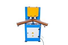 Utilaj automat de sudat profile PVC la un cap  ZW 505 // SONMEZ //