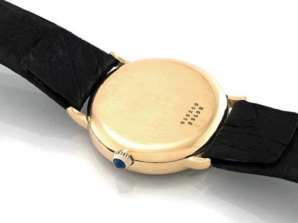 ceas aur 14K  BAUM MERCIER
