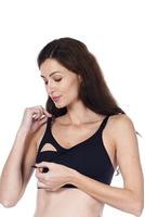 Sutien tip bustiera pentru sarcina si alaptare