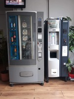 Aparat Snack machine