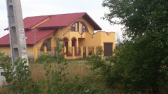 Vila stil rustic Crevedia