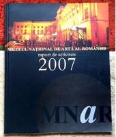 Muzeul de Arta. Raport. 2007