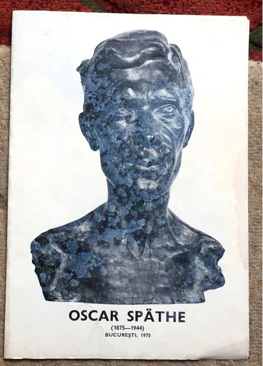 Catalog OSCAR SPATHE, 1975, Afis