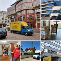 Mutari mobila - transport mobila - FastMove Logistic