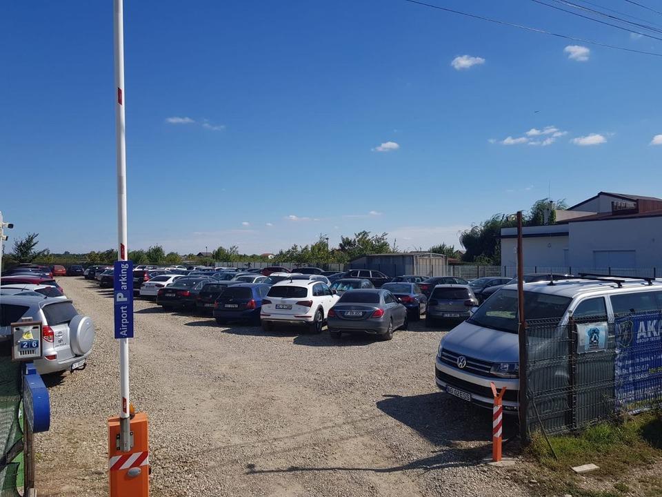 Parcare Aeroport Otopeni, Parcare rulote, Parcare Microbuze, Parcare Autocare