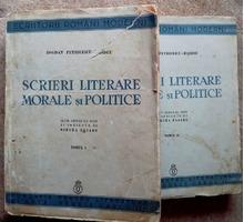 Scrieri literare, morale si politice, Hasdeu, 1937