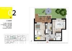 Titan-Metrou Nicolae Grigorescu-Salajan-Apartament 2 camere!
