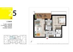 Titan-Metrou Nicolae Grigorescu-Salajan-Apartament cu 2 camere