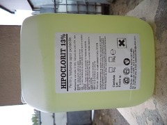 hipoclorit de sodiu 12,5%