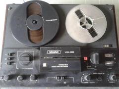 Magnetofon Majak cu piese de schimb și benzi