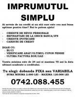 Credite nevoi personale / Refinanțări /Ipotecare