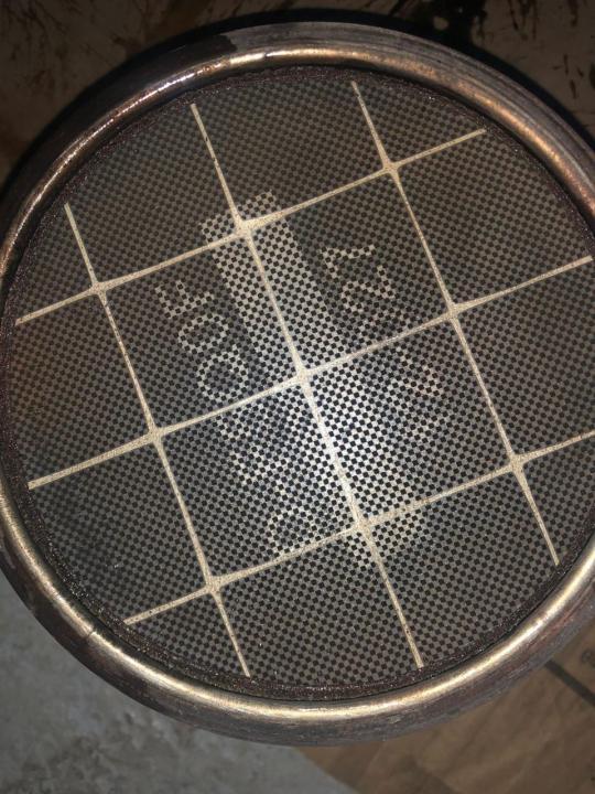 Filtru particule catalizatoare spalare reciclare DPF constanta