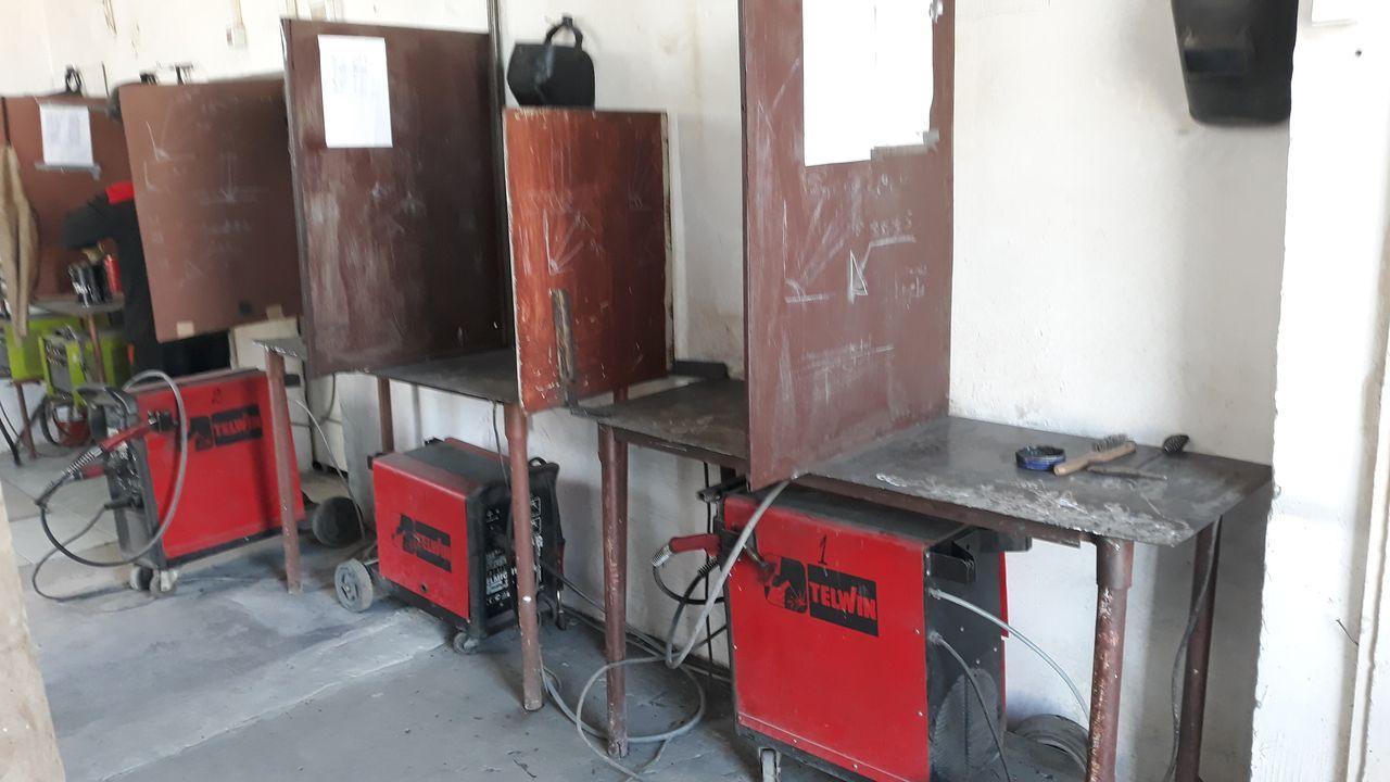 Curs calificare sudor electric, CO2, argon