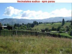 Vand teren Vatra Dornei- Saru Dornei-Neagra Sarului