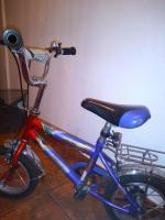Bicicleta copil.