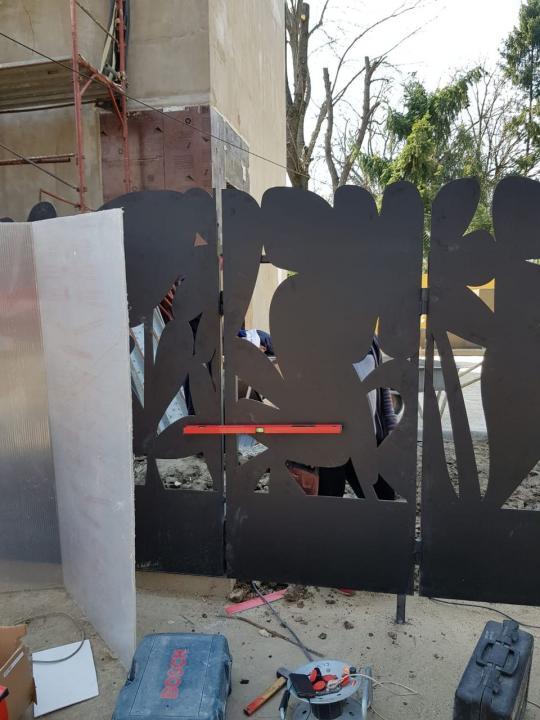 Garduri si confectii metalice