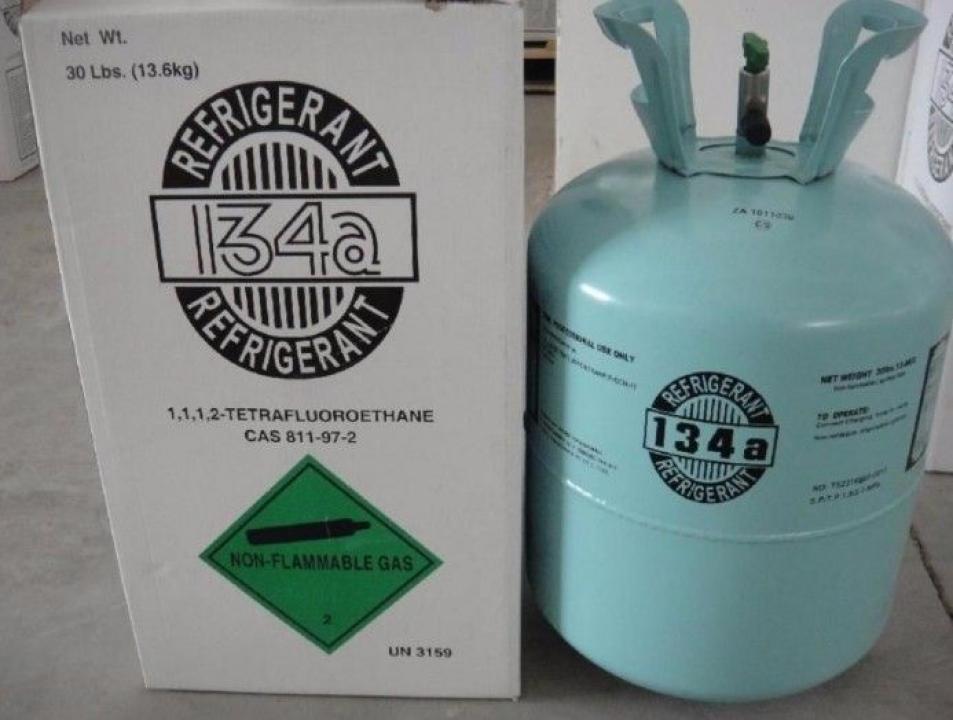 Butelii freon R134a/13,6 kg