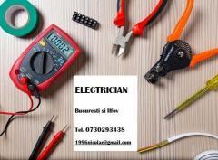 Electrician profesionist - servicii instalatii  electrice