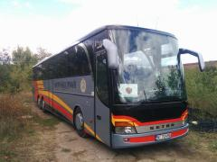 Vând autocar Setra GT-HD 317 57+2+1 locuri