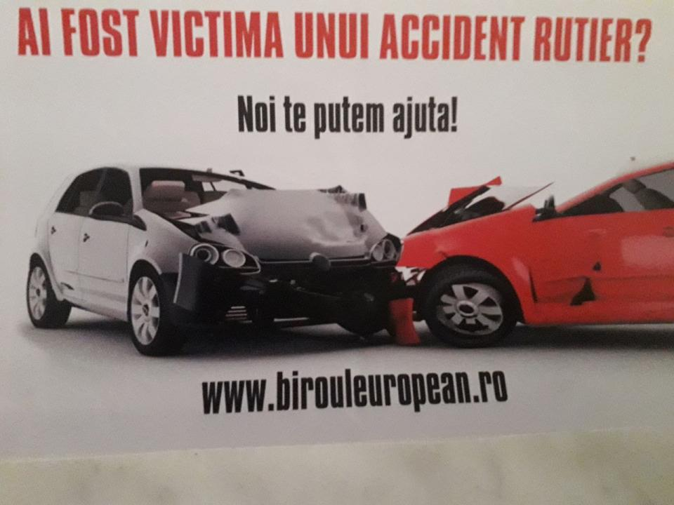 Despagubiri accidente auto in cazul vatamarii corporale sau deces