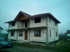 Vând casa cu etaj in Păulesti Satu Mare