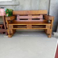 Canapea din europaleti