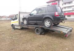 Tractari auto - Platforma auto