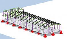 Proiect hala metalica