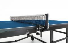 Masa de tenis S1-13i  - interior albastra - marca Sponeta - germania - LIVRARE GRATUITA
