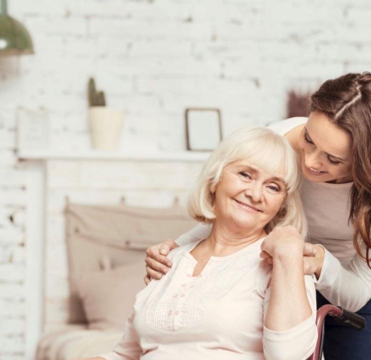 Îngrijitoare persoane vârstnice la domiciliu în Germania 1800 Euro NET