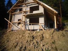 Construim case  din cofraje termoizolante tip Amvic