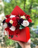 Trandafiri din săpun