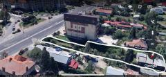 teren OTOPENI Central deschidere DN1 832 mp - 70 Euro/mp