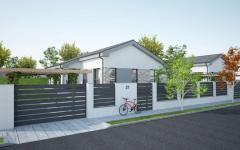 Case Single Sura Mare, Sibiu, 105000Euro, 3 dormitoare plus living, bucatarie, 2 bai - 1050mp!