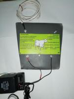 Gard electric de 2,4 sau 6 joule la pret de producator cu gareantie