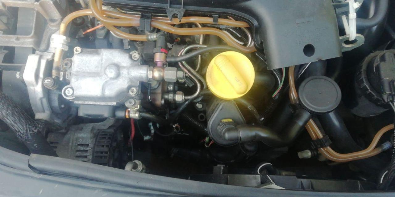 Renault clio 1,9 dti