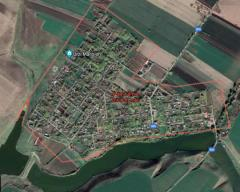 Vând teren cu casă bătrânească, 1900 mp, comuna nicolae bălcesu, sat fântâna doamnei, Călărași