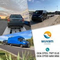 Wuvam Tours - servicii de transport persoane, colete și mașini pe platformă