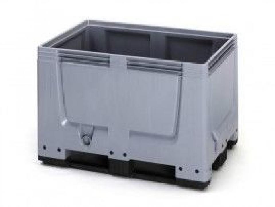 Lăzi din panouri solide, boxpaleti, cutii de transport