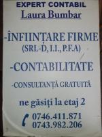 Infiintari firme Contabilitate Expert Contabil