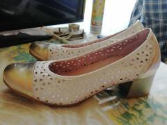Pantofi cu poseta