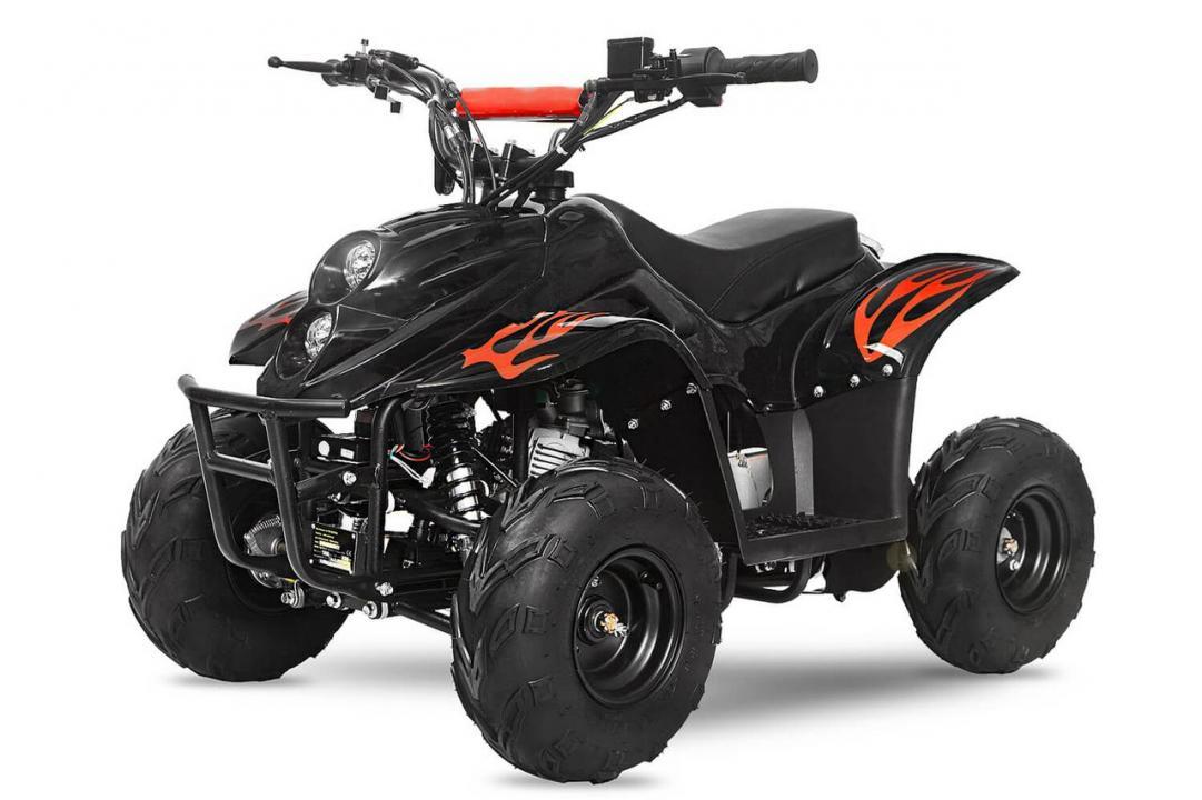 ATV NITRO BIGGFOOT 125CC+MARSARIER