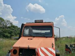 Autovehicul special mercedes unimog u110, nefunctional, pentru piese, an fabricatie 1993