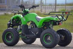 ATV MODEL:NITRO TORONTO 125CMC #AUTOMATA