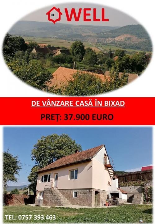 Casa familiala in Bixad!