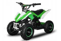 ATV 49cc Nitro Python 6 Electric Start #NEGRU