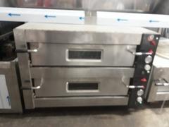 Cuptor electric pizza cu o camera si 2 camere Italia second