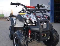 Atv Nitro Toronto Graffity 125cc Cutie Automata